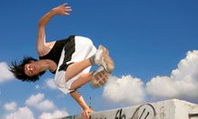 $10 for an Intro to Parkour Class at 10 a.m. at Primal Fitness