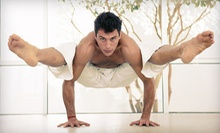 $8 for a 10 a.m. Broga II Power Class at Broga Yoga