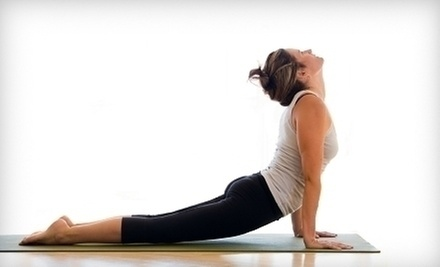 $10 for 5:30 PM Vinyasa Flow Yoga at Butterfly Yoga San Mateo