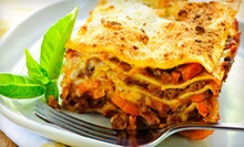 $10 for $25 at Capri Ristorante Italiano