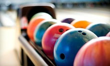 $8 for Two Games and a Shoe Rental for One at Woodmere Lanes and Backstage Nite Club
