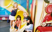 $6 for Admission for One Child Open-Play Visit  at Under the Sea Indoor Playland Woodland Hills