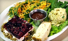 $12 for  $25 Worth of Teatime Fare for Two at Wonderful World of Cooking