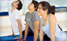 $7 for 7AM Yoga Class at Littleton Yoga Center
