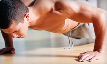 $10 for a One-Hour Drop In Bootcamp Class at 8 a.m. at Fit For Life Bootcamp