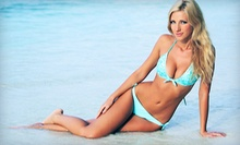 $25 for One Airbrush Tanning Session at Skin Tight Spa
