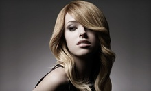$105 for a partial Highlight, Haircut and Style with Jessie D.  at J. Gordon Designs