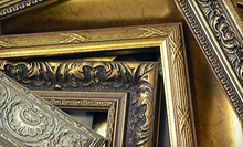 $35 for $100 Worth of Custom Framing at L.A. Art Exchange