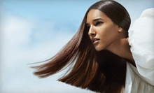 $25 for $50 Worth of Salon &amp; Spa Services Plus $10 Worth of Products at Lux Aveda Salon Spa