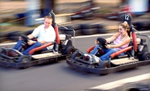 $13 for Five Activities of Your Choice (Up to $26 Value)  at Raceway to Fun