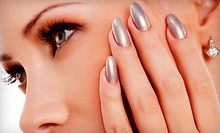 $26 for a Regular Manicure and Pedicure at Broadway Nail &amp; Spa
