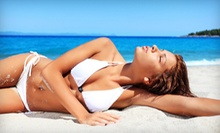 $10 for Level 3 Quick Tan at Jamaca Me Tan Surprise