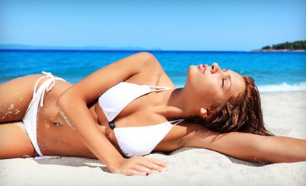 $30 for Double Dip at Jamaca Me Tan Surprise