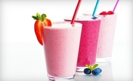 $7 for Smoothies at Planet Smoothie Orlando