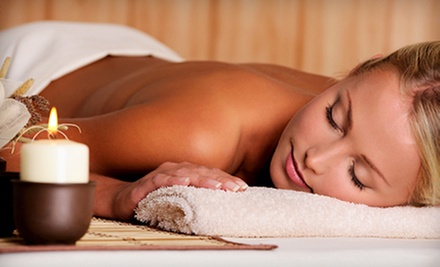 $49 for a 60-Minute Massage at Rockstar Tanning