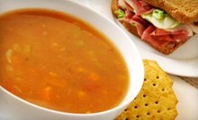 $4 for a Half Cold Sandwich and 12-Ounce Soup at Oscar's Deli &amp; Grill