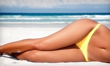 $22 for a Full Body Glow Airbrush Spray Tan by Hand at Twinkle Tan
