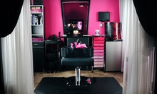 $60 for a Shampoo, Blow-dry, and Full Highlights at Flawlace Beauty Boutique