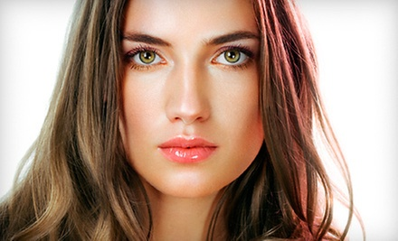 $25 for a Wash, Cut, and Style at Aurora Salon & Spa