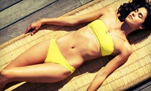 $20 for a Custom Organic Airbrush Tanning at Island Glow Tanning Salon & Spa