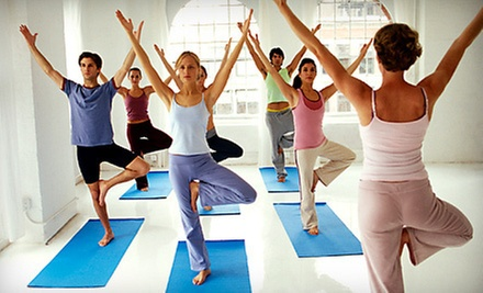 $7 for a 7 a.m. Ignite 1-Level 1/2 Class at Ignite Yoga Fusion