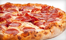 $7 for $14 Worth of Food & Drinks at NYPD Ypsilanti Pizza