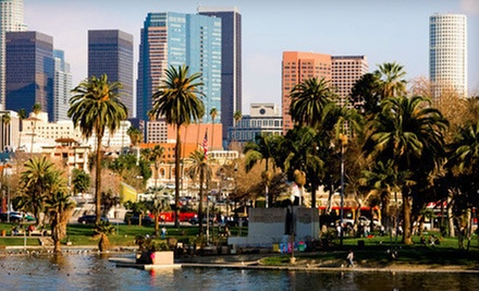 $25 for a Two-Hour Star Homes and Hollywood Sign Tour at LA Scene Tours