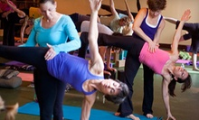 $12 for a Drop In Yoga Session at 7:30 p.m. at Thrive Yoga