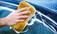 $8 for Inside and Outside Hand Car Wash at Irving Park Hand Car Wash