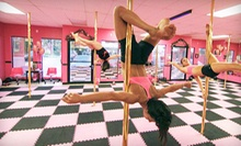 $15 for a 11 a.m. Beginner Pole Dancing Class at Pole Fitness Northwest