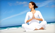 $12 for a 6:30 p.m. One Hour Yoga Class at Satsang Yoga Studio &amp; Boutique