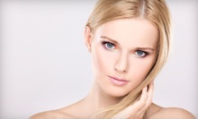 $39 for a Cut, Color or Partial Highlights, Blow-Dry & Glass of Wine at Shampoo Salon Huntington Beach