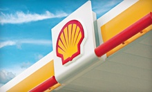 $34 for an Oil Change, Tire Rotation, Brake & Coolant Inspection at Battlefield Shell
