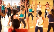 $7 for an 11:30AM Yoga Booty Ballet Community Class at Swerve Studio