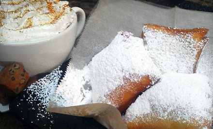 $10 for 12 Ventana Signature Beignets at Cafe Ventana