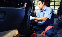 $19 for a Five-Quart Oil Change and Tire Rotation at Brendan's Utopia Mobil