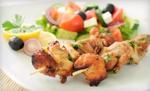 $9 for $12 Worth of Mediter-Asian Cuisine at Nikoz Fusion Grill
