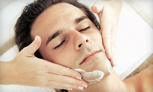$45 for a Men's Facial at Pearl Spa