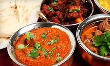 $8 for Combo Meal 1 &amp; Bottled Drink at Gourmet India Boston