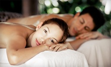 $109 for a 75-Minute Couples Massage with a Cheese &amp; Fruit Plate at Anew Day Spa