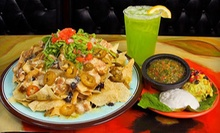 $5 for an Authentic Mexican Entree at Quince Grill & Cantina