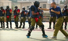 $18 for 9 p.m. Intro to Krav Maga Class at Krav Maga L.A.