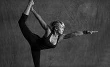 $10 for an 11 a.m. 60 Minute Drop-In Hot Yoga Class at Seven Hot Yoga