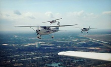 $125 for a 45-Minute Scenic/Discovery Flight for Two at Beach Aviation