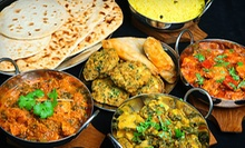 $15 for $22 Worth of Food and Drinks at Mirch Masala Cuisine of India