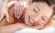 $57 for Strawberries and Champagne Body Scrub at Diamante Day Spa
