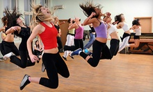 $6 for a Zumba Class at 9 a.m.  at Women's Workout World