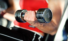 $12 for 11:30 am Step & Sculpt Class  at Chevy Chase Athletic Club