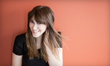 $70 for a Wash, Cut, Root Touch-Up, Blowdry and Style at Tamed Hair Salon