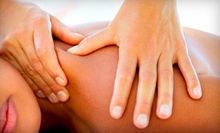 $55 for One Hour Swedish Massage at The Mane Escape Salon & Spa